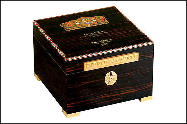 2011 Limited Edition Fuente Story Humidor Macassar
