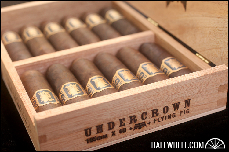 Undercrown Flying Pig Box 3