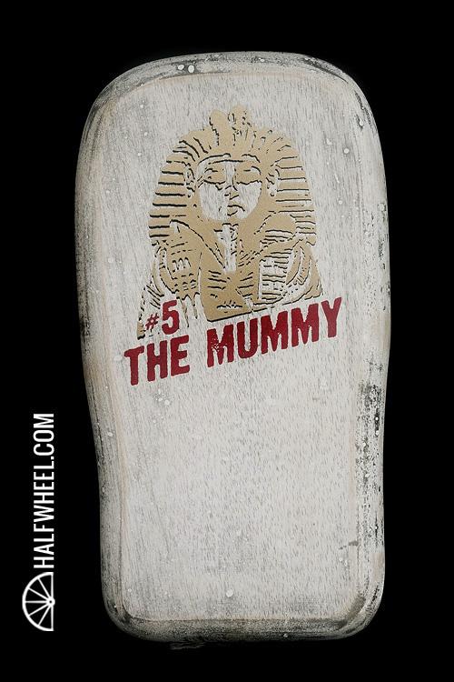 Tatuaje The Mummy Coffin 1