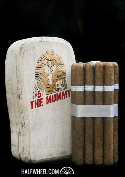 Tatuaje The Mummy Coffin 3