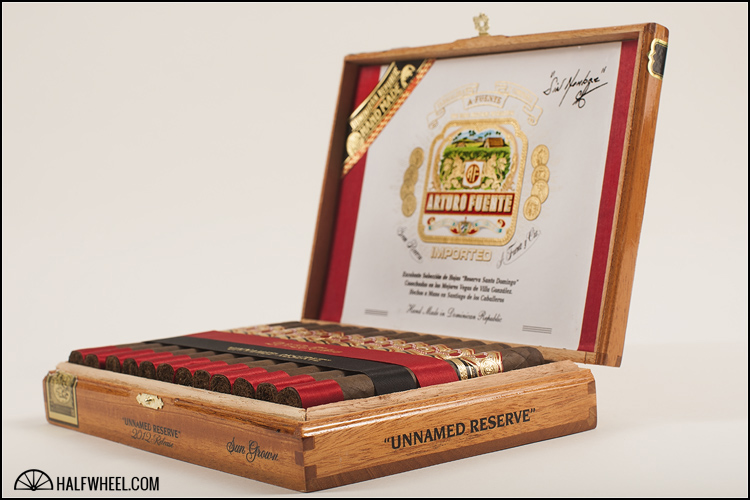 Arturo Fuente Unnamed Reserve 2012 Box 4