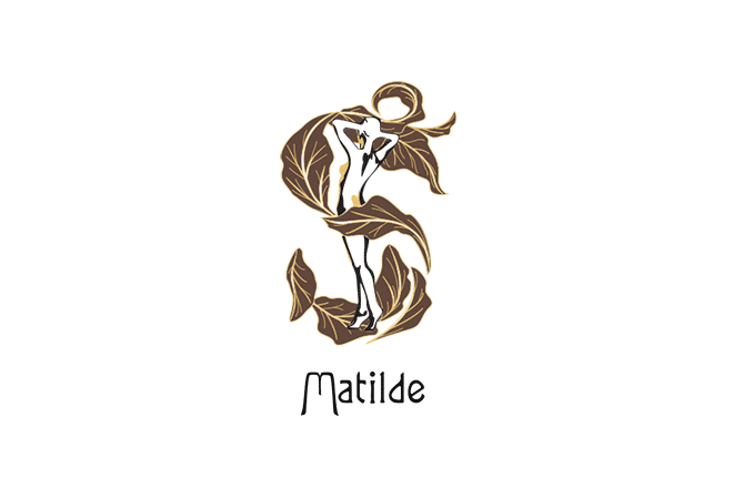 Matilde Cigars Logo with wordmark