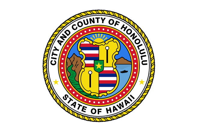 Honolulu City County Seal