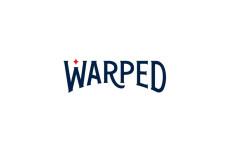 Warped Logo