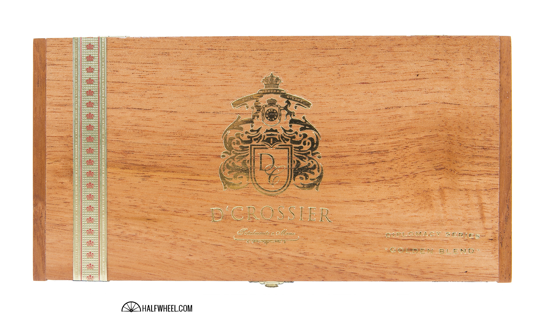 D Crossier Golden Blend 10 Years Robusto Box 1