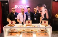 Bodega Premium Blends Booth IPCPR 2014