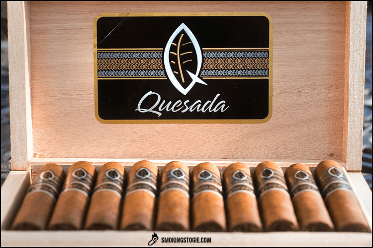 Quesada Espana Short Robusto 3