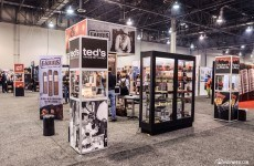 Ted's Booth IPCPR 2014