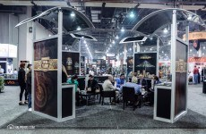 Total Flame IPCPR 2014 Booth