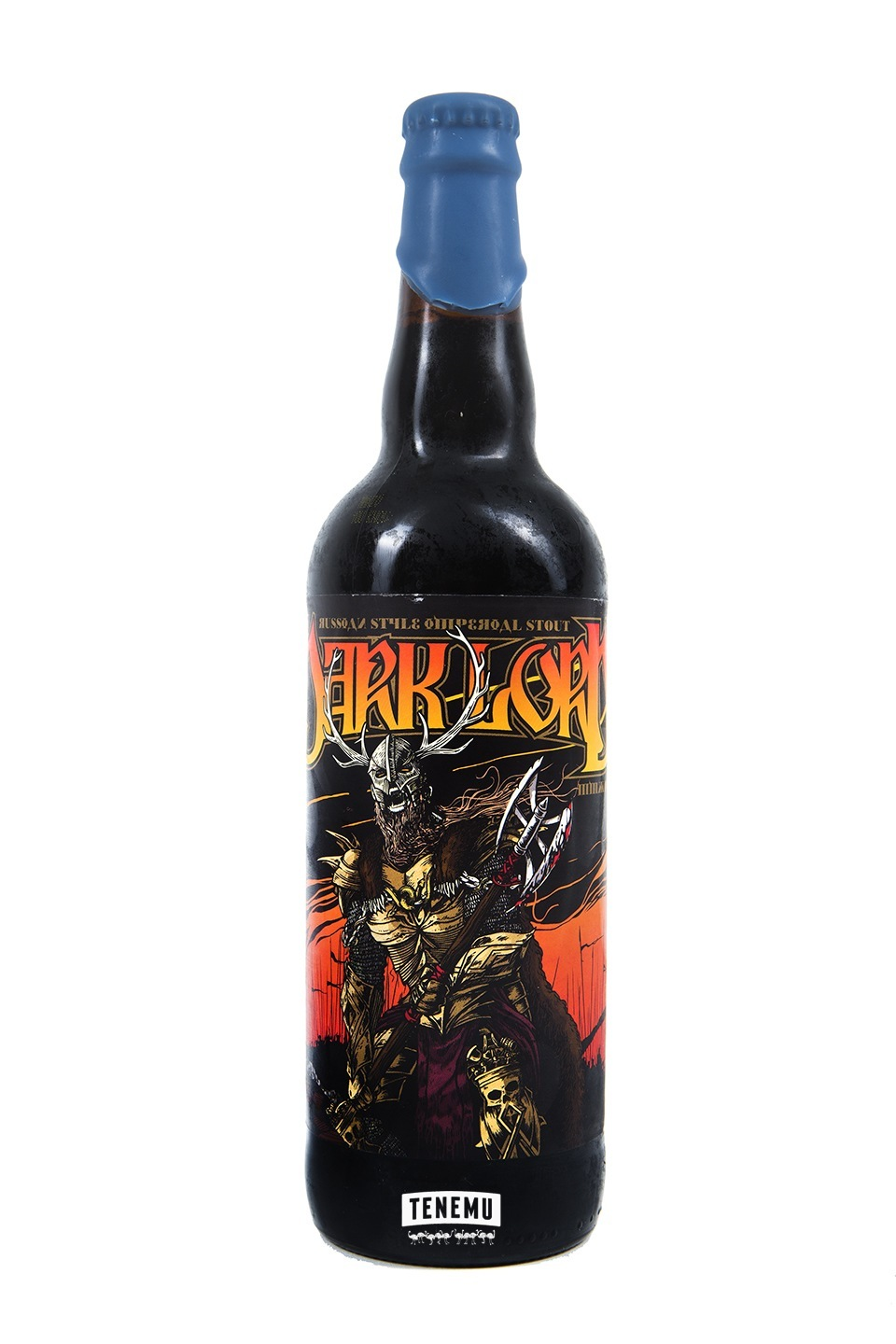 3 Floyds Dark Lord Russian Imperial Stout 2014 Bottle