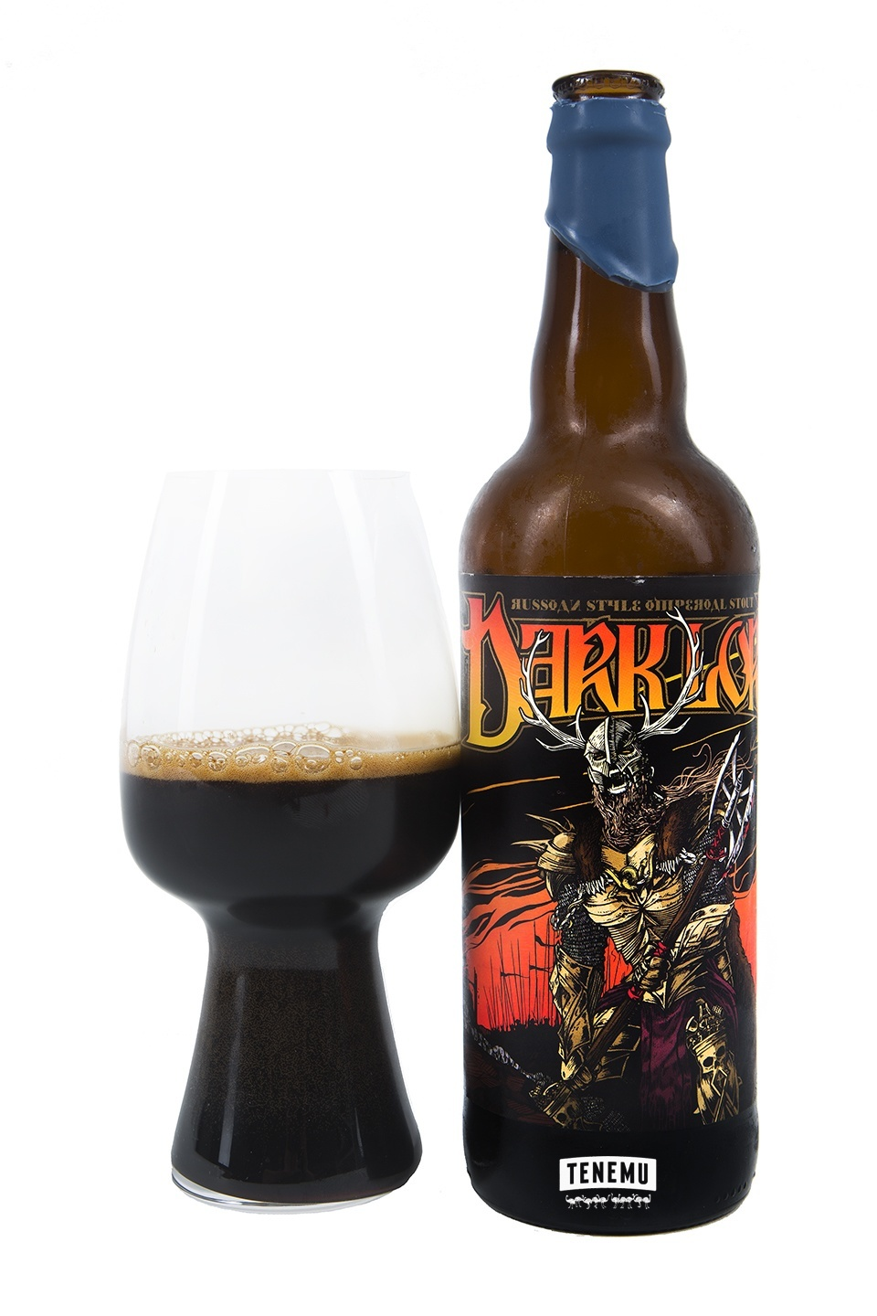 3 Floyds Dark Lord Russian Imperial Stout 2014
