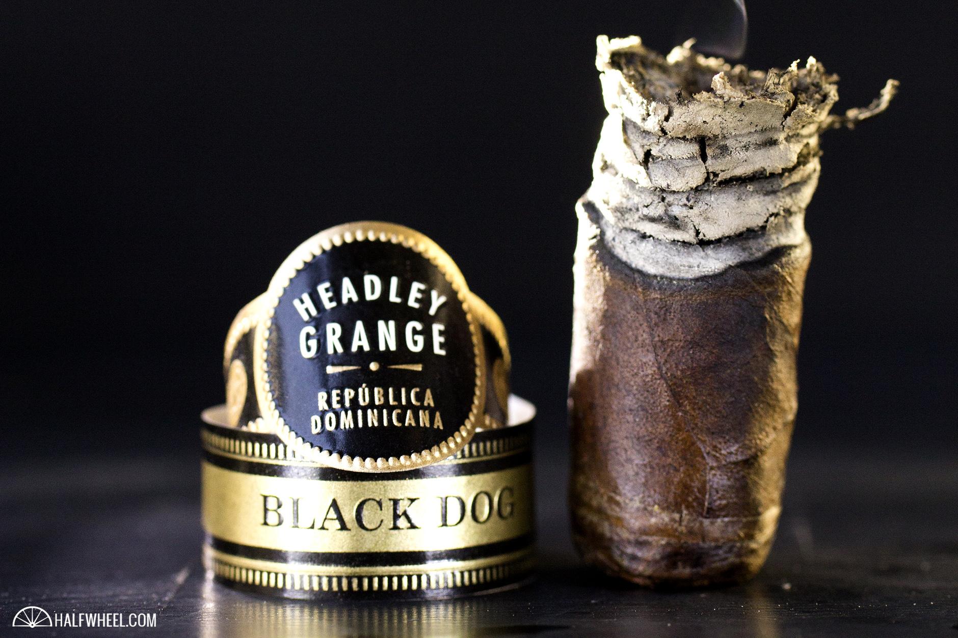 Headley Grange Black Dog