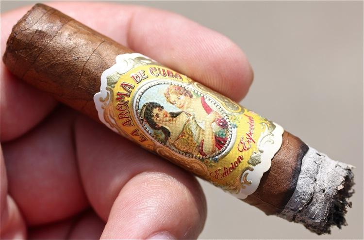 La Aroma de Cuba EE Lancero 7.JPG