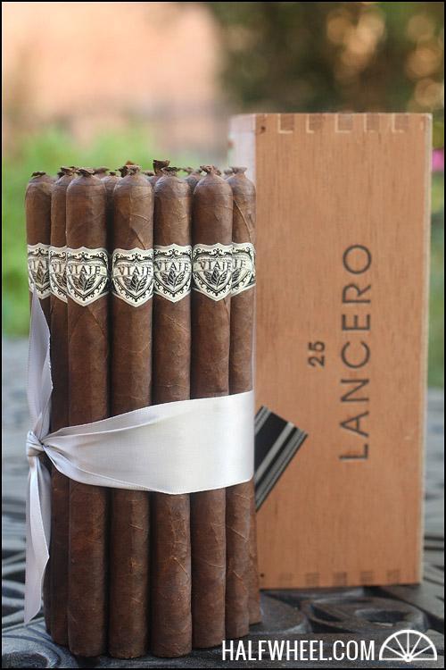 Viaje Exclusivo Atlantic Cigar Co. 15th Anniversary Lancero 5.jpg