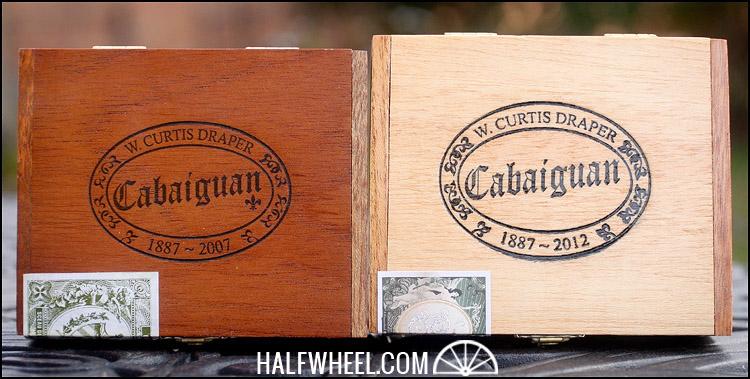 Cabaiguan WCD 120 OR  REDUX Box