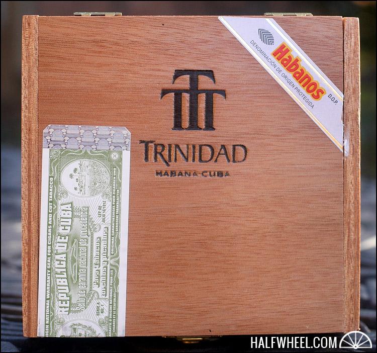 Trinidad Robusto T Box 1
