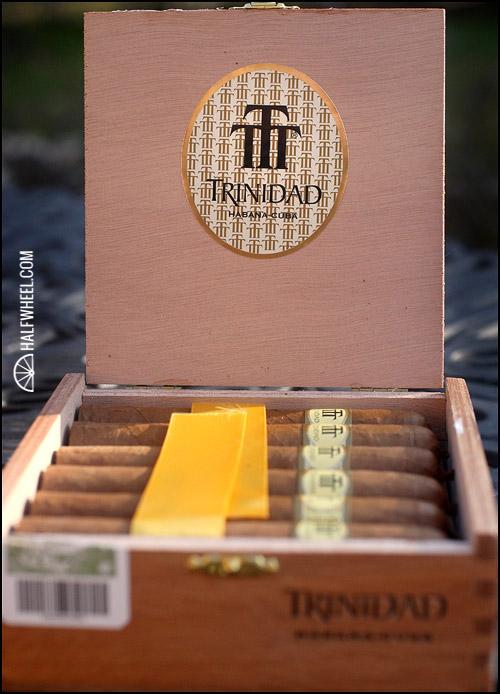 Trinidad Robusto T Box 2