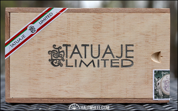 Tatuaje Limited Series Fausto FT114 Box 1