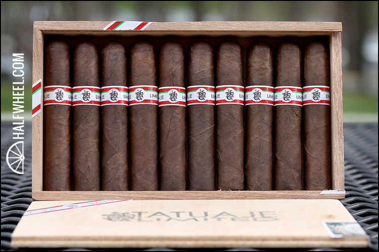 Tatuaje Limited Series Fausto FT114 Box 3