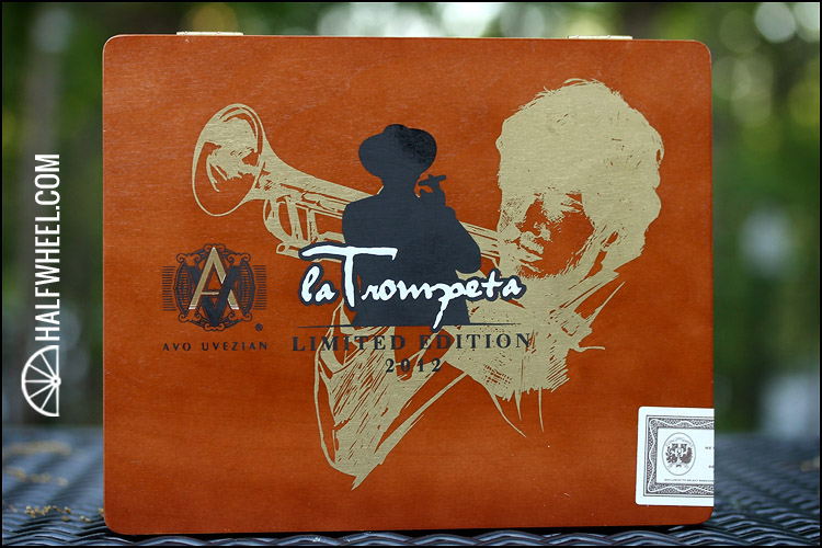 AVO Limited Edition 2012 La Trompeta Box 1