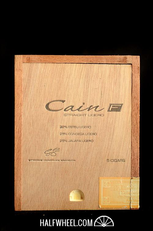 Cain F Prelease Box 1