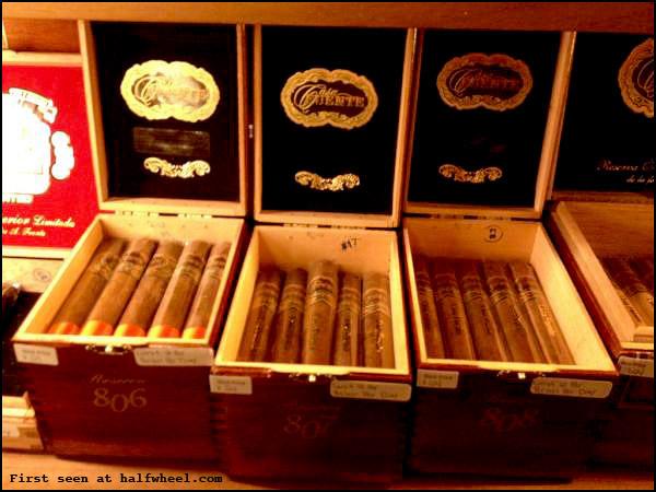 Casa Fuente Series 5 Special Selection Boxes