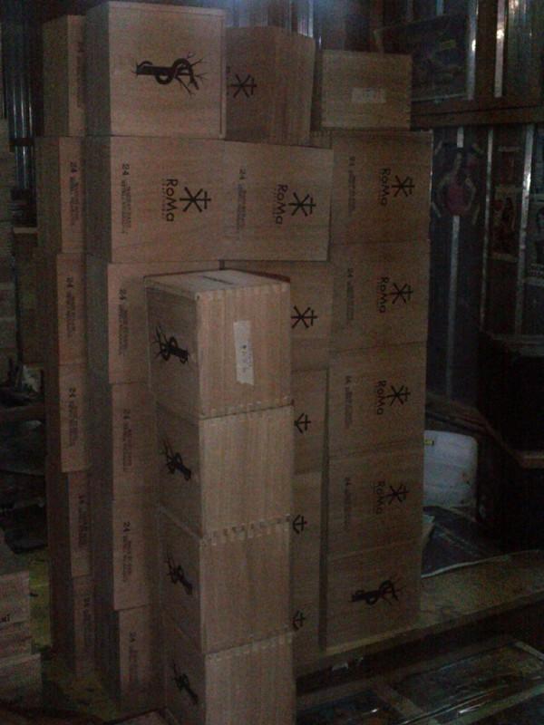 Intemperance Boxes