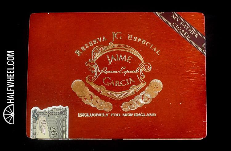 Jaime Garcia Reserva Especial Connecticut Box 1