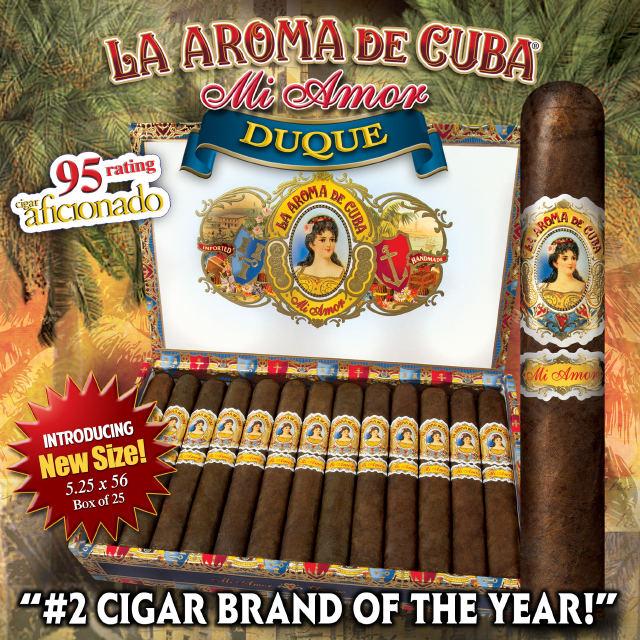 La Aroma de Cuba Mi Amor Duque