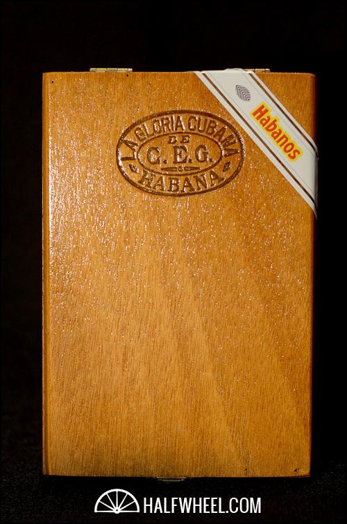 La Gloria Cubana Medaille d Or No 3 Box 1