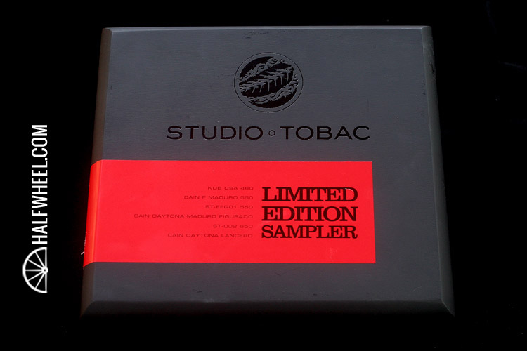 STUDIO TOBAC LIMITED EDITION SAMPLER 2012 1