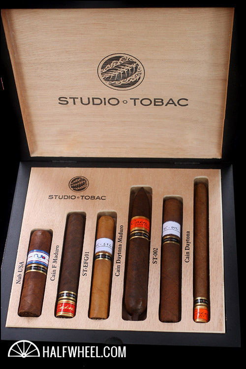 STUDIO TOBAC LIMITED EDITION SAMPLER 2012 3