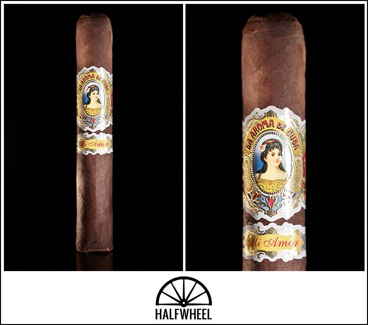 La Aroma de Cuba Mi Amor Robusto Limitado TAA Edition 1