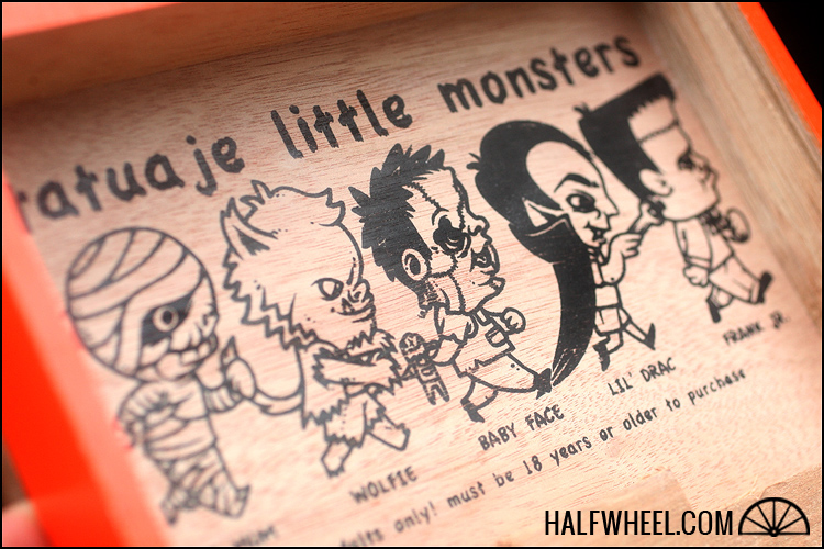 Tatuaje Little Monsters Box 4