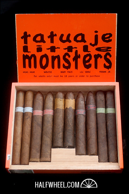 Tatuaje Little Monsters Box 5