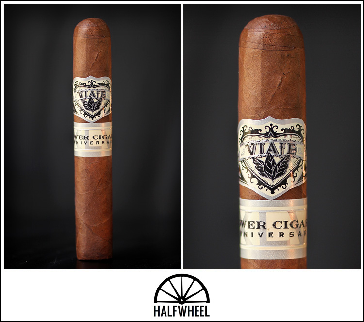 Viaje Tower Cigars 45th Anniversary Robusto  2012 1