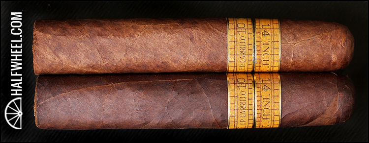 E P Carrillo INCH No 64 Maduro  Natural