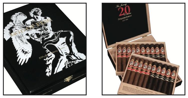 God of Fire 20 Cigar Assortment