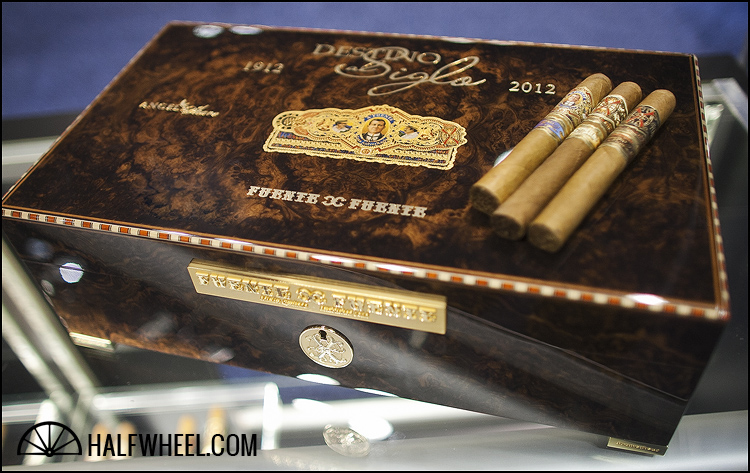 2012 Limited Edition Fuente 100th Anniversary Humidor by Prometheus