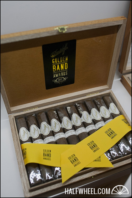 Davidoff Golden Band Awards 2012 Cigars