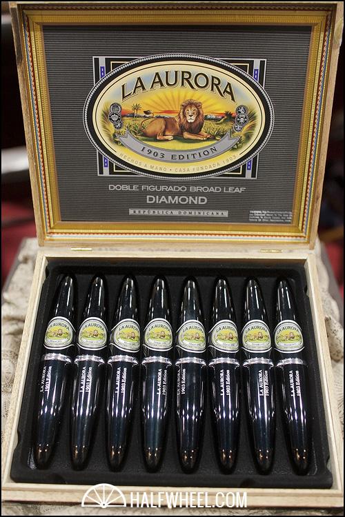 La Aurora Preferidos Doble Maduro Diamond 1
