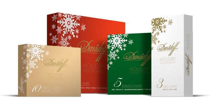 Davidoff Holiday Gift 2012