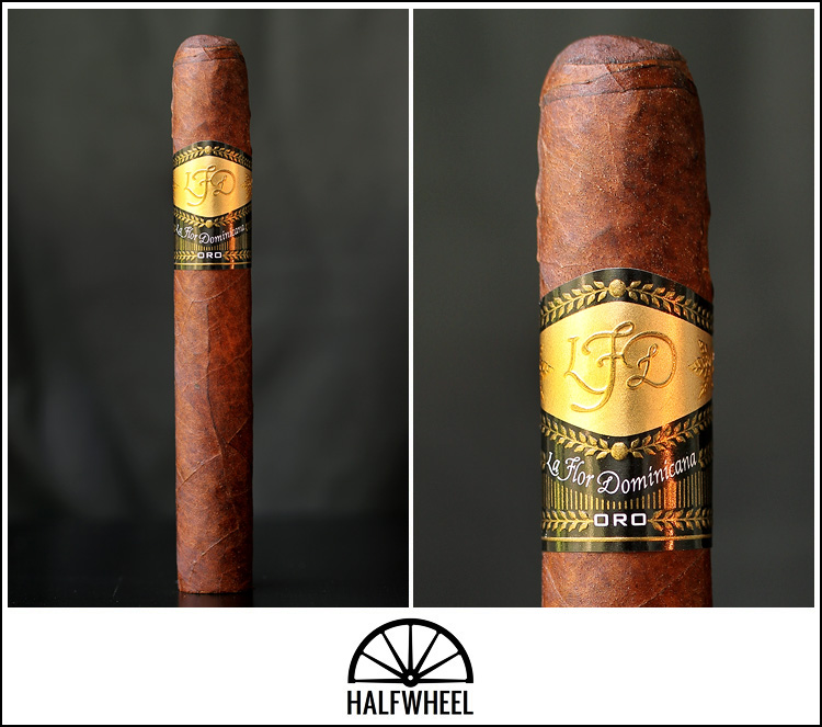 La Flor Dominicana Oro Natural No 6 1