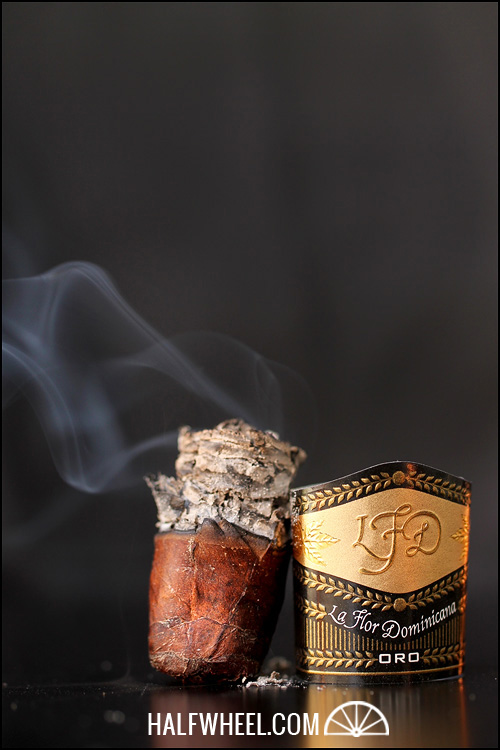La Flor Dominicana Oro Natural No 6 4