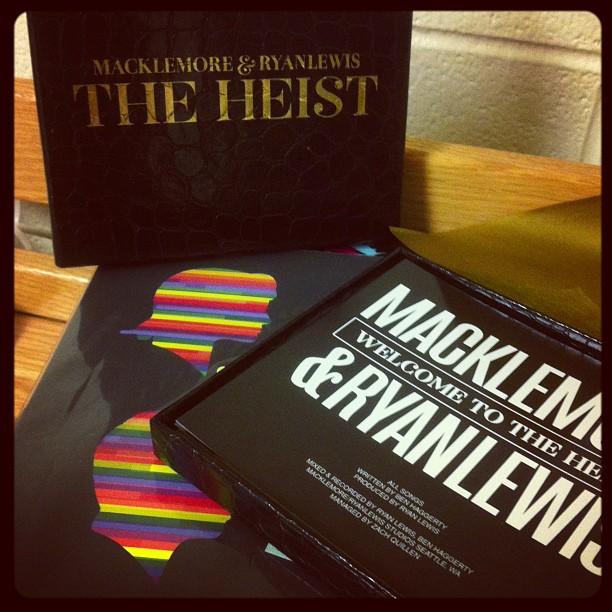 Macklemore & Ryan Lewis The Heist.png