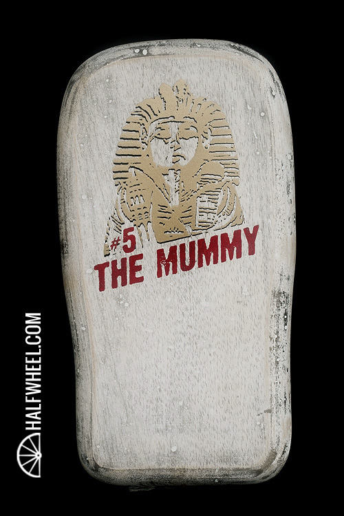 Tatuaje The Mummy Coffin 1