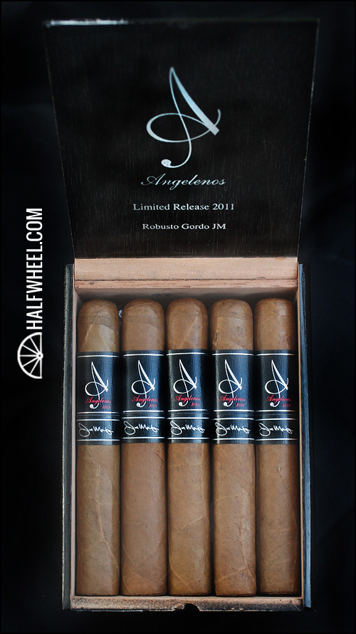 Angelenos Robusto Gordo JM Box 2