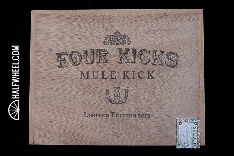 Four Kicks Limited Edition 2012 Mule Kick Box 1