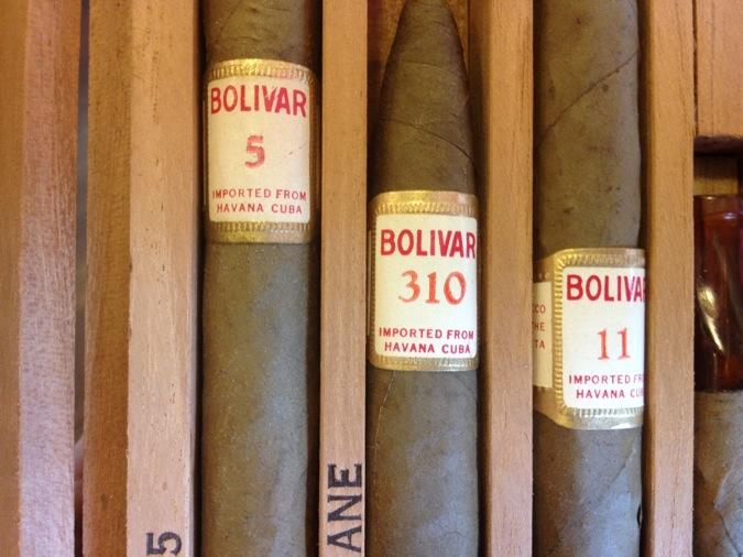 Old Bolivars