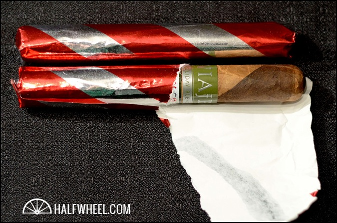 Viaje Holiday Blend Candy Cane Wrapper